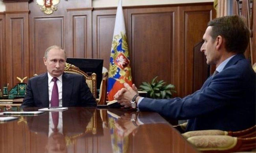 Ρωσία: Ο Πούτιν διόρισε νέο επικεφαλής στην Υπηρεσία Κατασκοπείας