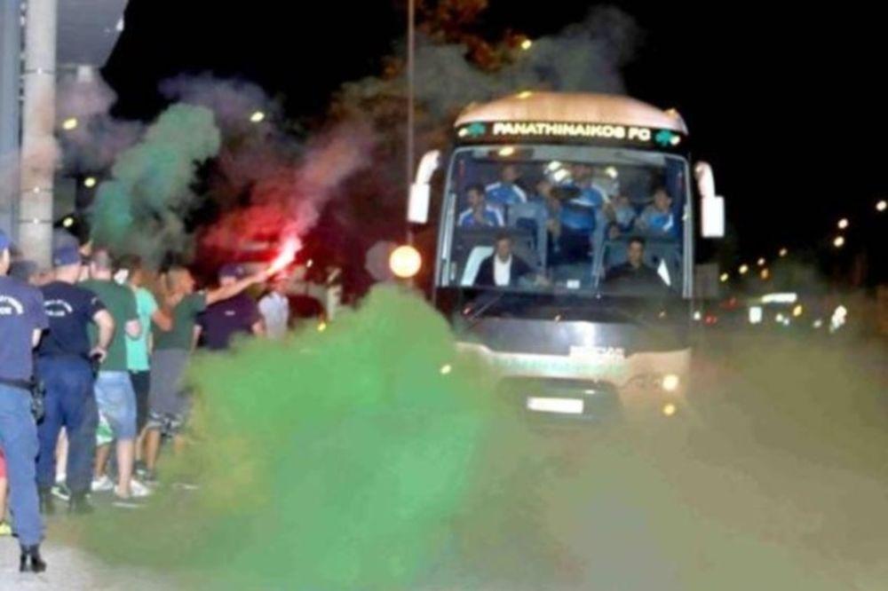 Παναθηναϊκός: Αποθέωση στο Αγρίνιο! (vid+pics)