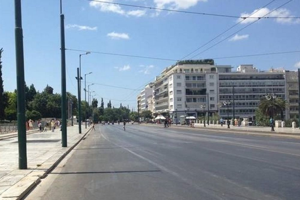 Προσοχή! Σε αυτούς τους δρόμους της Αθήνας δεν θα κυκλοφορείτε την Κυριακή