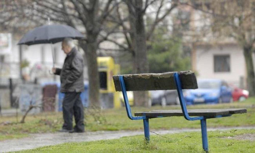 Καιρός: Φθινοπωρινό σκηνικό με βοριάδες και μπουφάν - Δείτε πού θα βρέξει (pics)
