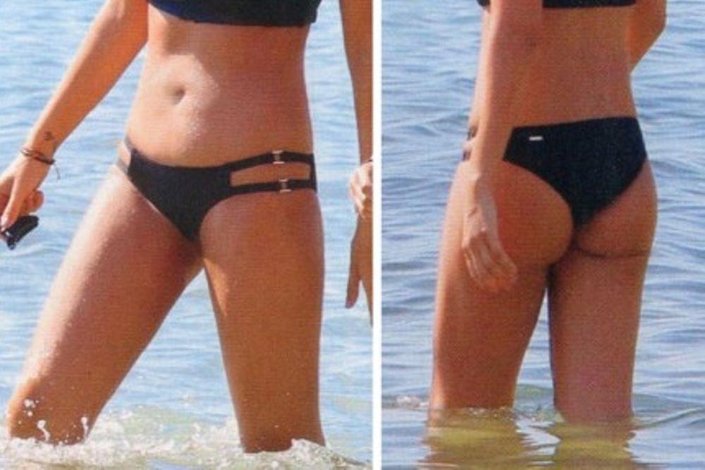 Κορμάρα η Ελληνίδα παρουσιάστρια! (photos)