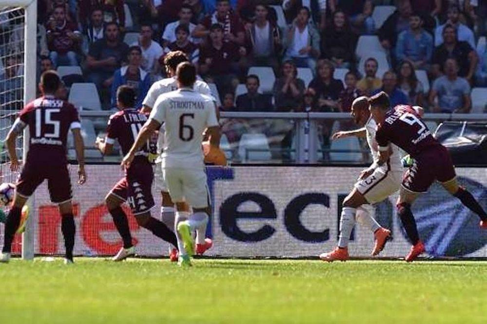 Serie A: Μεγάλη… σφαλιάρα για Ρόμα (video)