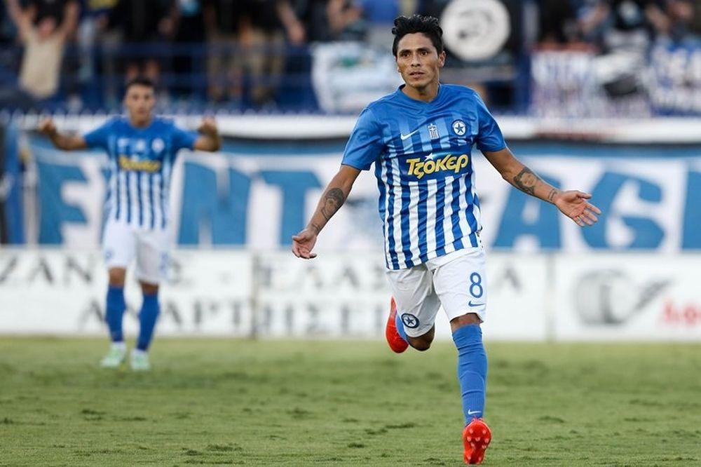 Ατρόμητος - Αστέρας Τρίπολης 1-0: Το γκολ του αγώνα (video)