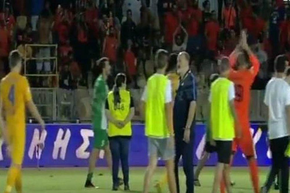 ΑΠΟΕΛ: Κέρδισε και στρέφει το βλέμμα στον Ολυμπιακό
