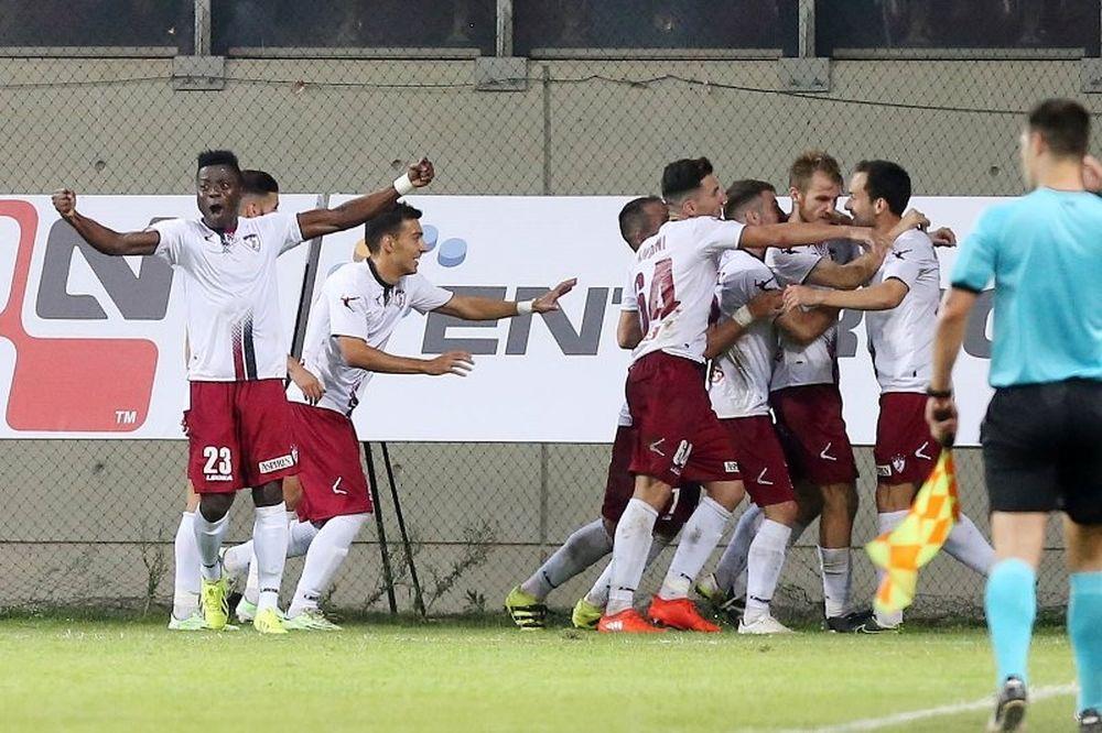 Λάρισα - Ολυμπιακός 1-0: Τα επίσημα highlights (video)