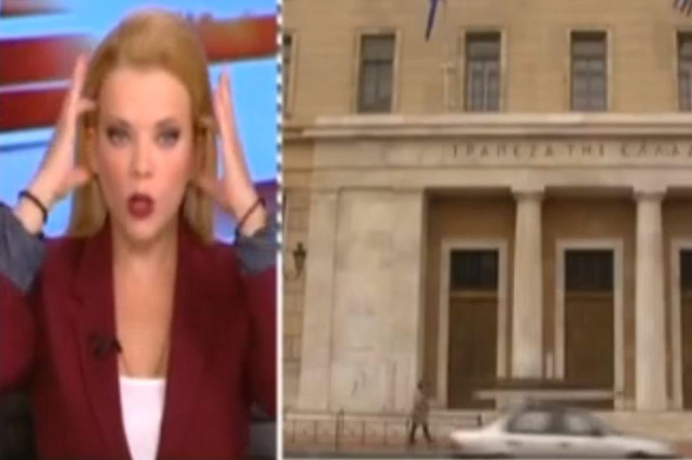Το fail της χρονιάς: Eλληνίδα παρουσιάστρια γνωστού καναλιού βρίζει στον αέρα! (video)
