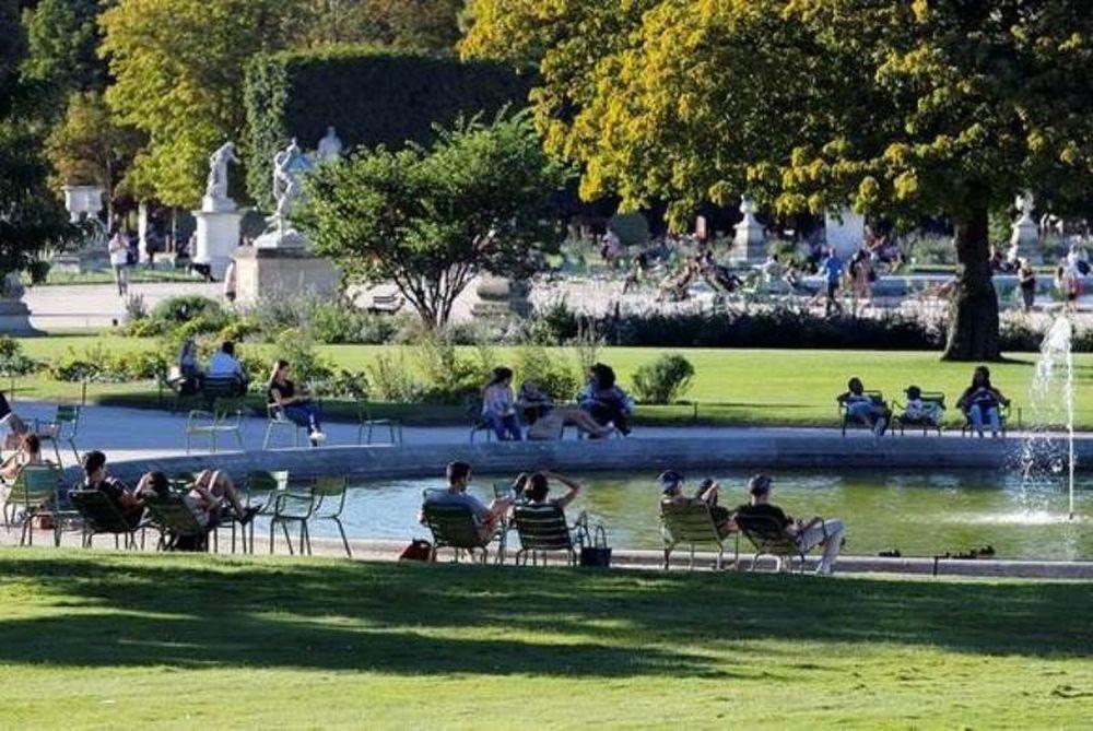 Πάρκο για... γυμνιστές σχεδιάζει το Παρίσι!