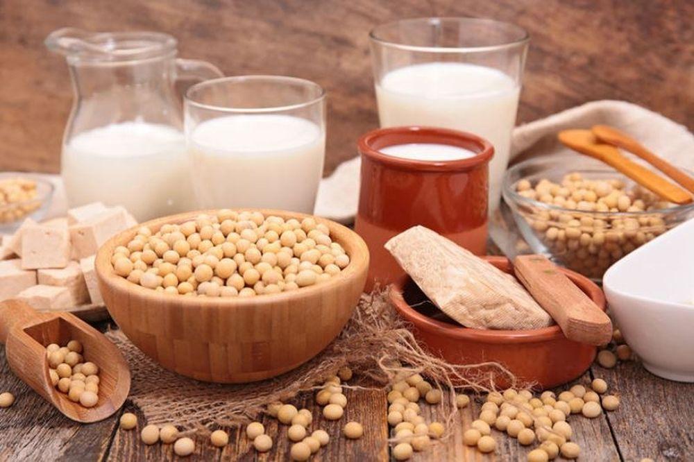 Σόγια: Πέντε σημαντικά οφέλη για την υγεία από την κατανάλωσή της
