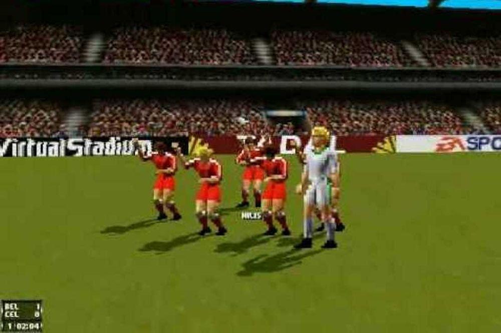 Τρελό: Αυτός είναι ο μόνος παίκτης που συνεχίζει από το FIFA 96! (video)