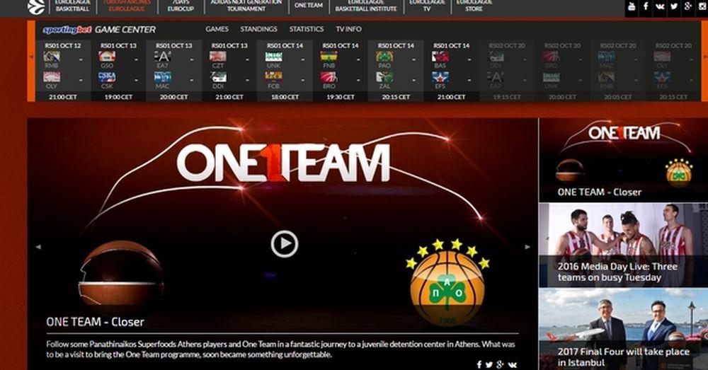 Πρώτο θέμα στη Euroleague το «τριφύλλι» (vid)
