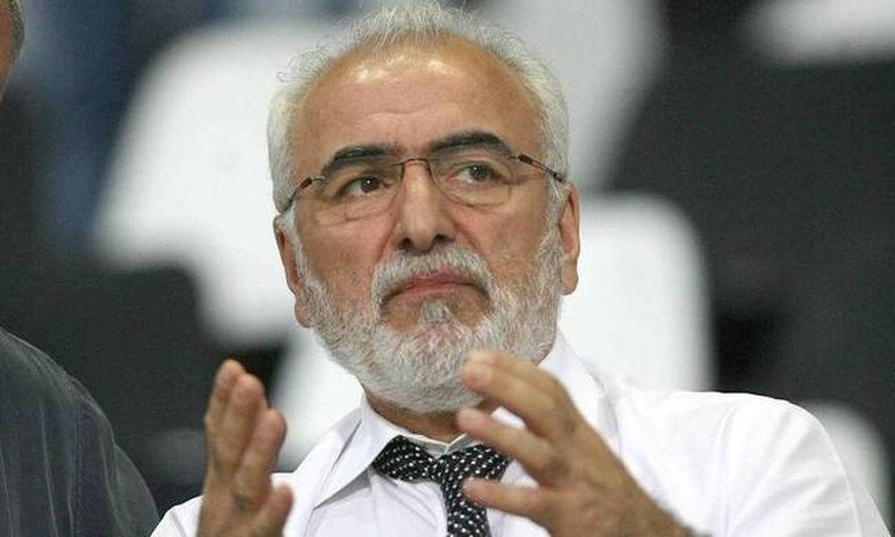 Σαββίδης: Τέλος οι διαπραγματεύσεις με τον Alpha - «Περιμένω εντολή για καταβολή της πρώτης δόσης»