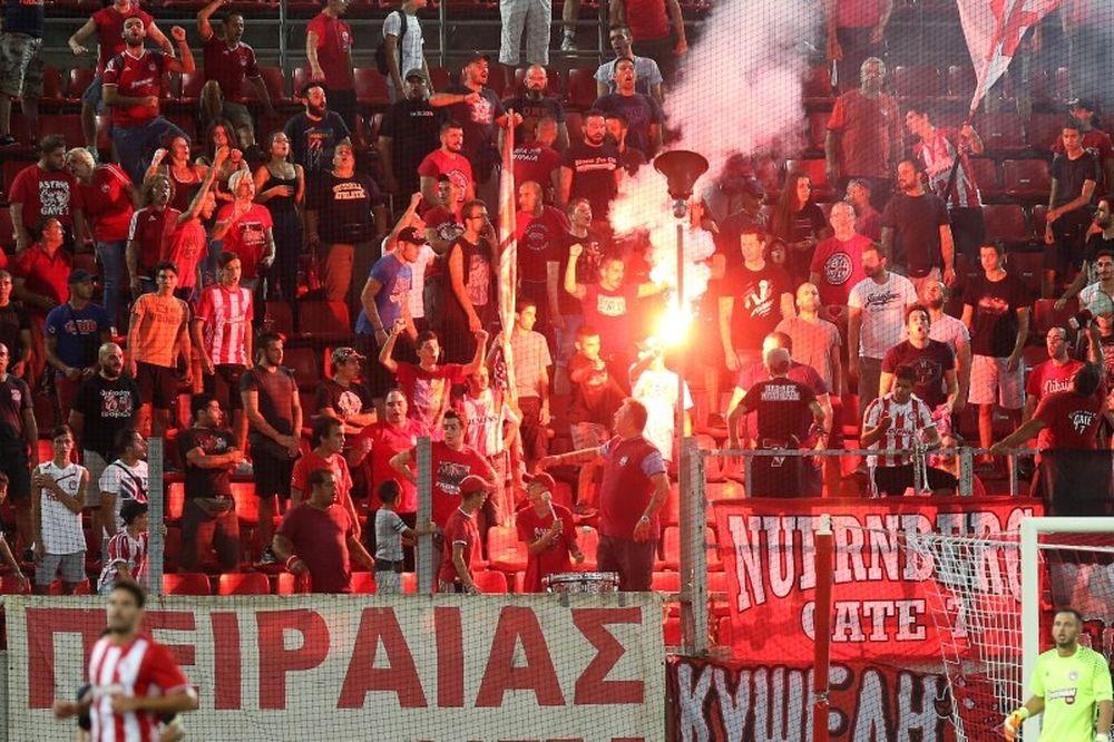 Ολυμπιακός: Ολοταχώς για sold out με ΑΠΟΕΛ και ΑΕΚ
