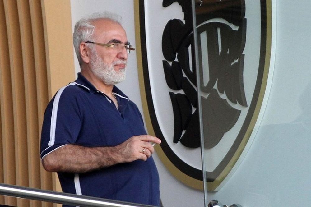 Σαββίδης: «Πρόεδρος για έναν νέο ΠΑΟΚ!»