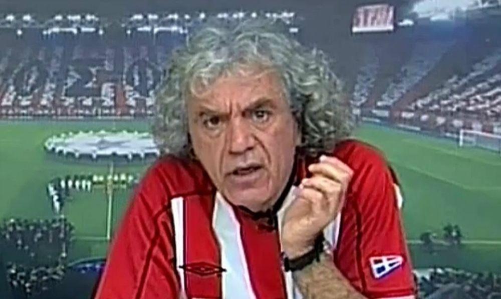 Έκαναν τον Τάκη Τσουκαλά να μιλήσει Κυπριακά (photo)