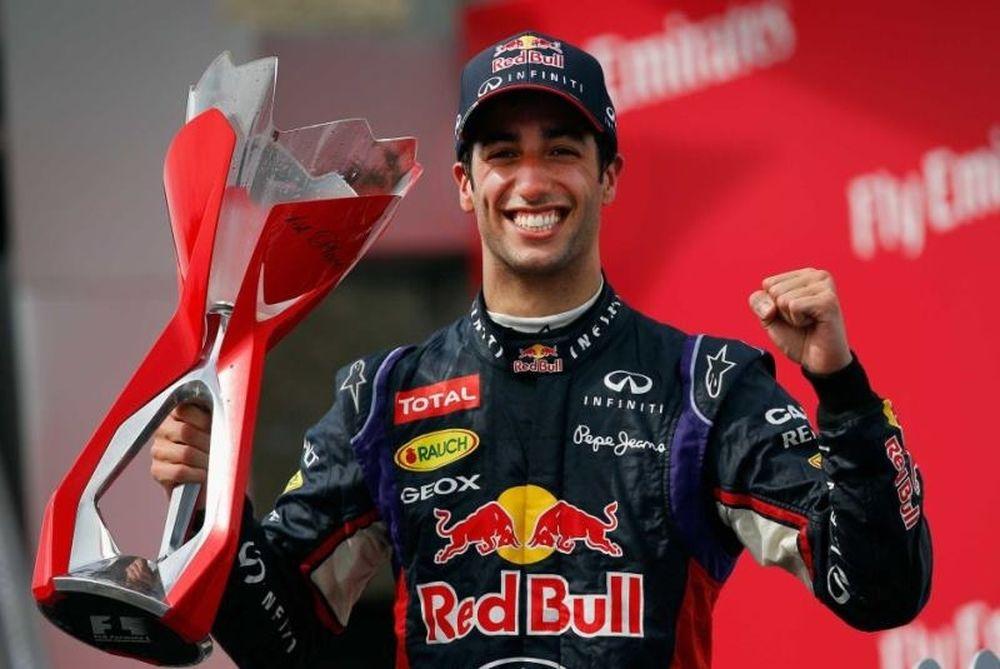 Formula 1: Νίκη για Ρικιάρντο, το 1-2 η Red Bull