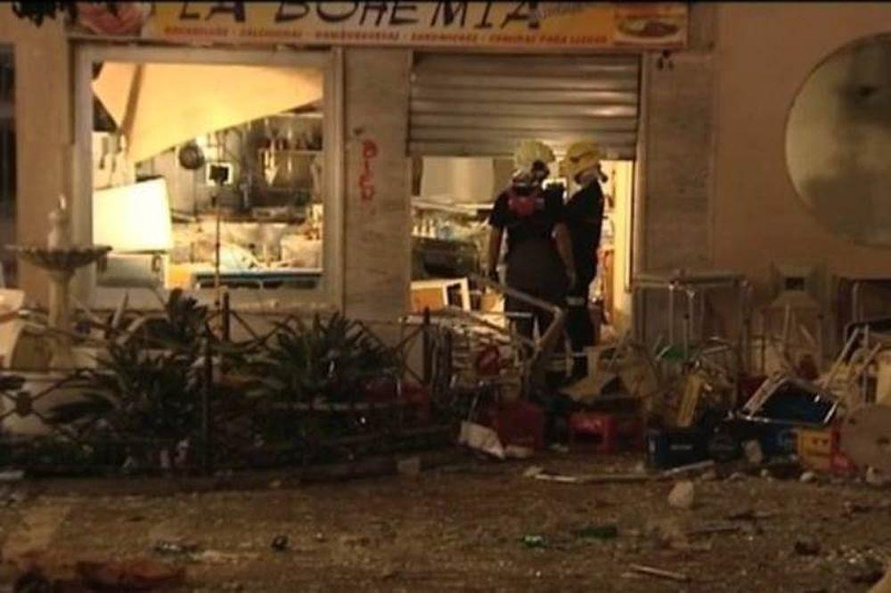 Συναγερμός στην Ισπανία: Τουλάχιστον 77 τραυματίες από ισχυρή έκρηξη στη Μάλαγα (Pics+Vids)