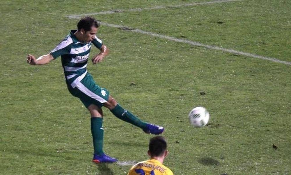 Παναθηναϊκός-Αστέρας Τρίπολης 3-1: Τα γκολ κι οι καλύτερες φάσεις (vid)