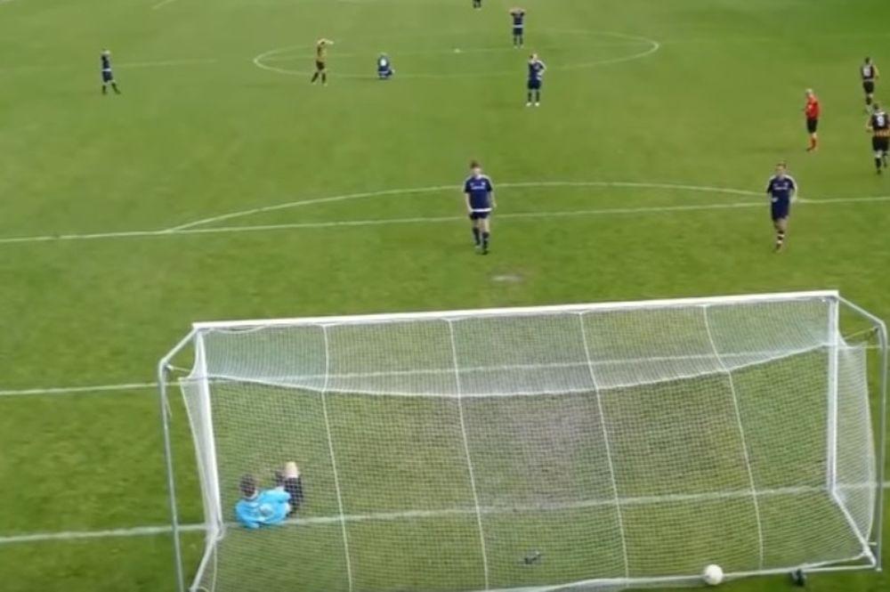 Απίστευτο γκολ σε ερασιτεχνικό αγώνα της Δανίας (video)