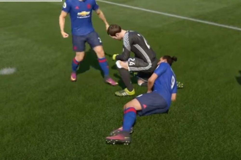 Τα fails του FIFA 2017 προκαλούν άφθονο γέλιο (video)