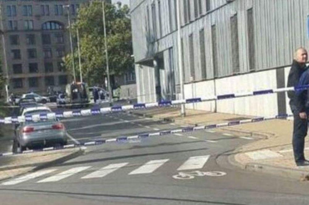 Συναγερμός στις Βρυξέλλες - Εκκενώθηκε σταθμός μετά από απειλή για βόμβα