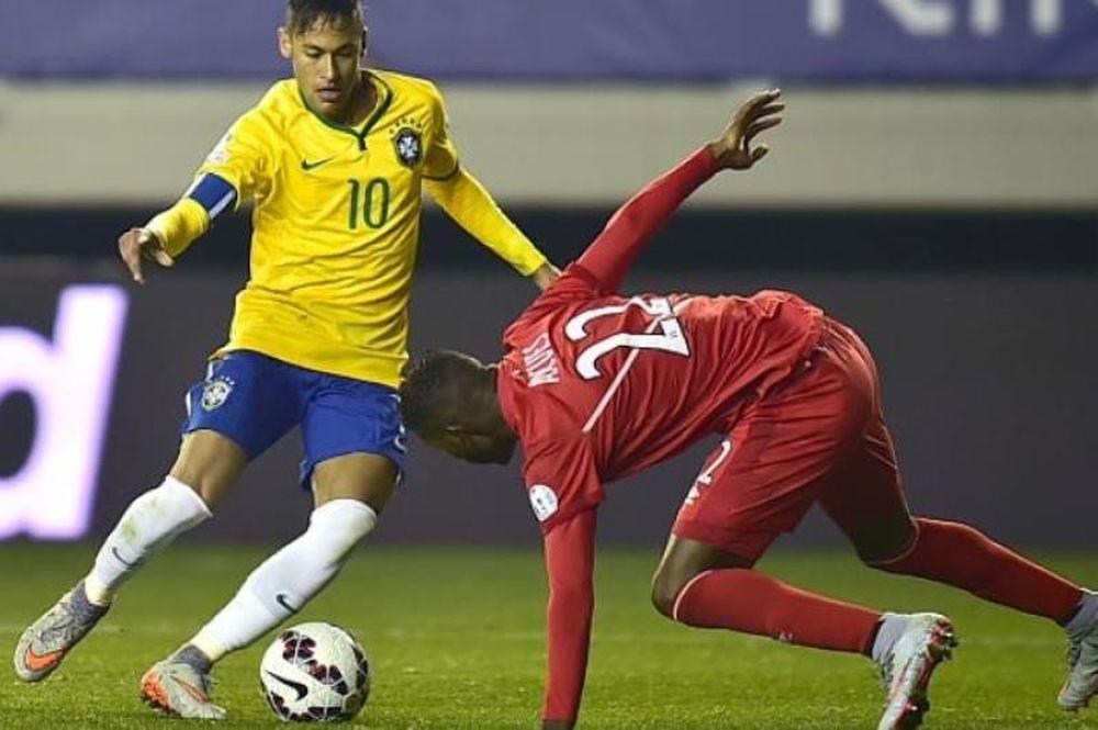 Άνετα η Βραζιλία, έμεινε στο «Χ» η Αργεντινή