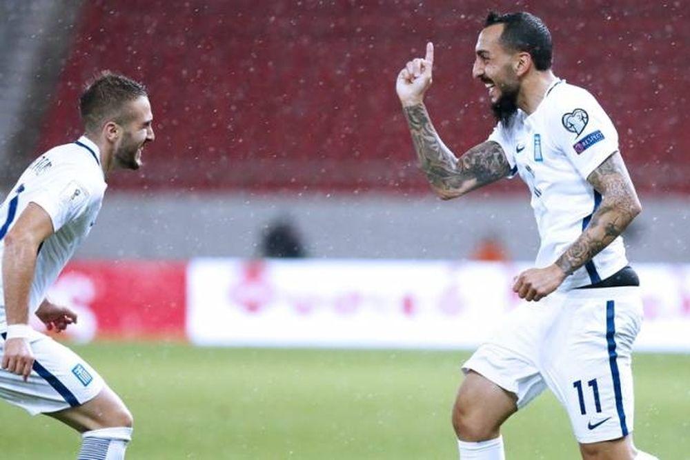 Ελλάδα - Κύπρος 2-0: Έκανε το καθήκον της
