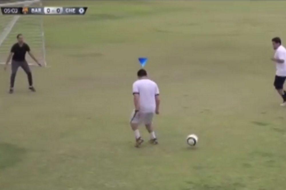 Έτσι είναι το FIFA 17 στην πραγματικότητα! (video)