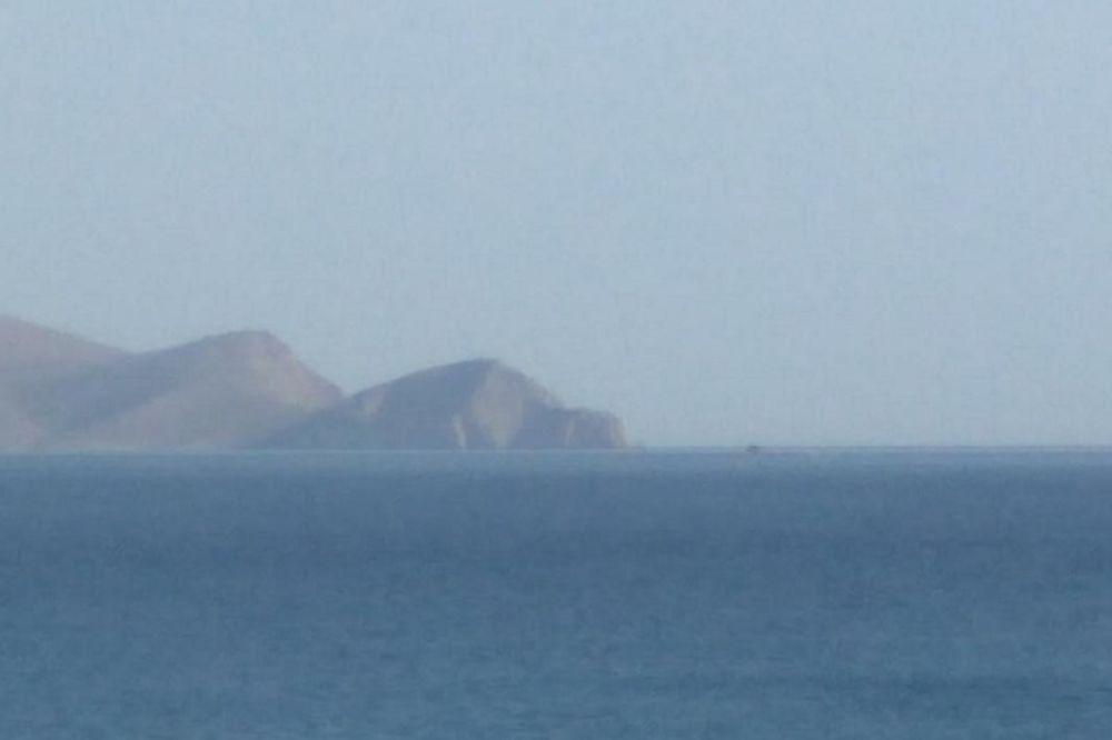 Κρήτη: Ολλανδικό υποβρύχιο στα ανατολικά της Ντιας
