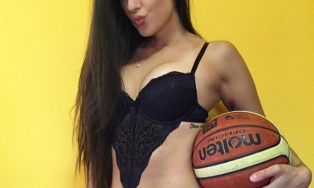 Θα πάθεις πλάκα με την πιο σέξι μπασκετμπολίστρια στον κόσμο!