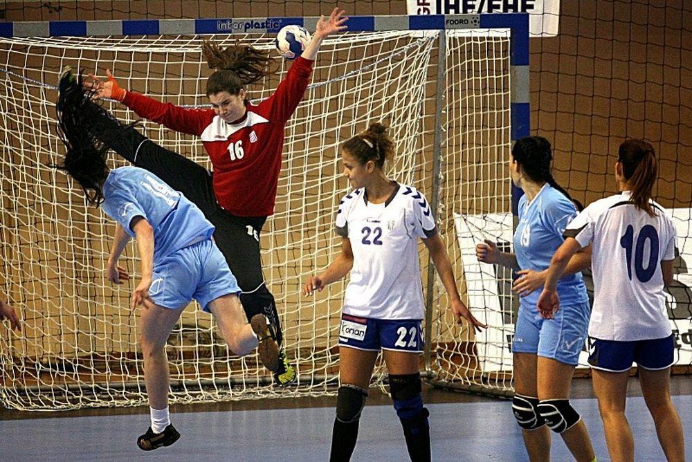 Στη Θεσσαλονίκη η εθνική ομάδα Χάντμπολ γυναικών