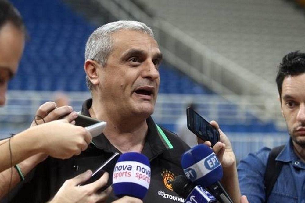 «Σκεφτόμαστε μόνο τη Ζαλγκίρις, όχι τον Ολυμπιακό»