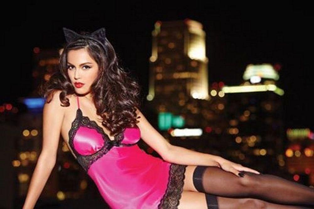 «Κουνελάκι» του Playboy σου συστήνεται μόνο με τα εσώρουχα! (pics)