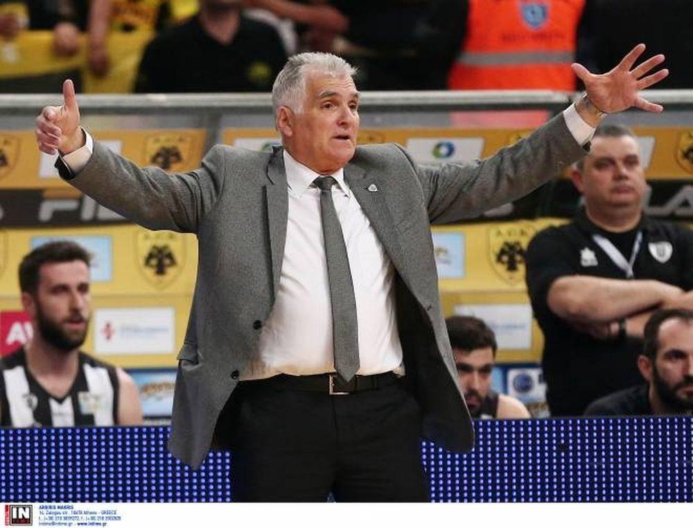 Μαρκόπουλος: «Τα μεγάλα σουτ μας κράτησαν στο παιχνίδι»