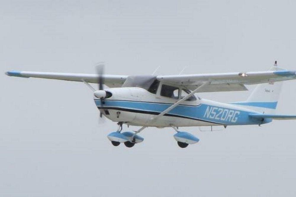 Αγνοείται αεροσκάφος Cessna στα Καλάβρυτα