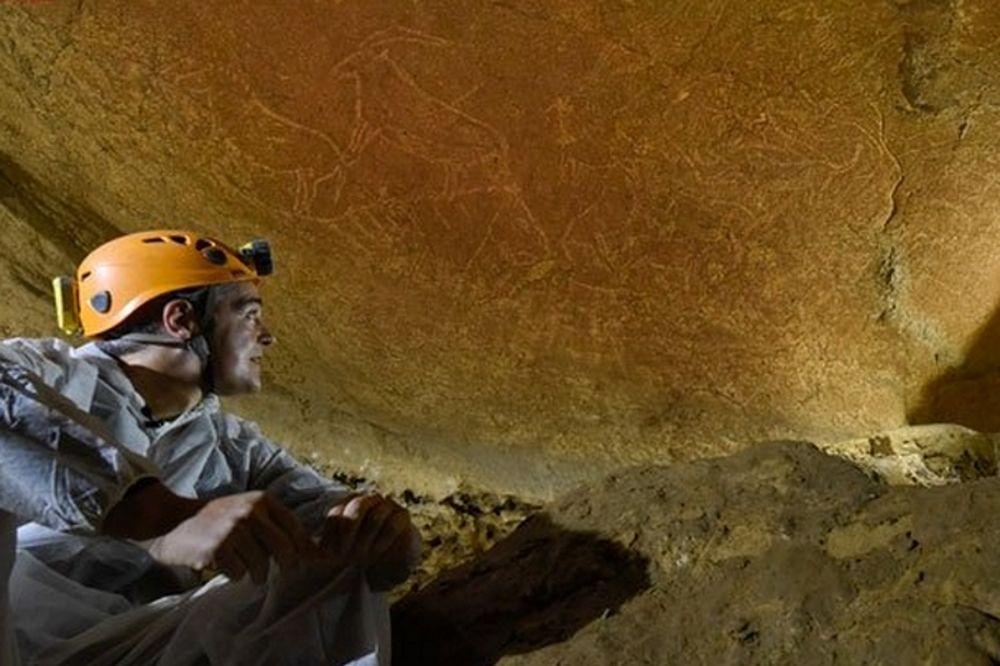 Ισπανία: Ανακάλυψαν τοιχογραφίες ζώων 14.000 ετών (pics & vid)