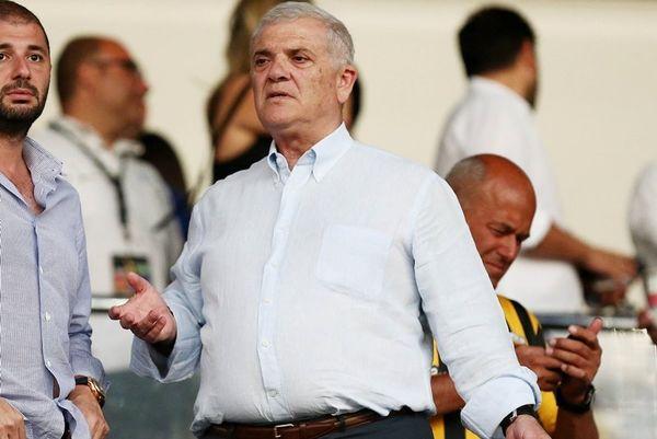ΑΕΚ: Στα γραφεία ο Μελισσανίδης, τελειώνει ο Κετσπάγια