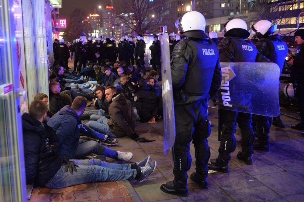 Επεισόδια και συλλήψεις στη Μαδρίτη