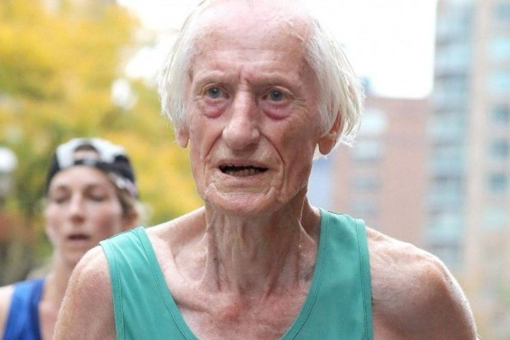 Ασύλληπτο παγκόσμιο ρεκόρ σε Μαραθώνιο από 85χρονο δρομέα! (video)