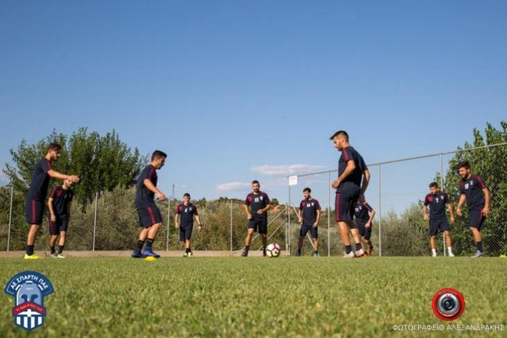 ΑΕ Σπάρτη: Στον αστερισμό του Κυπέλλου Ελλάδας