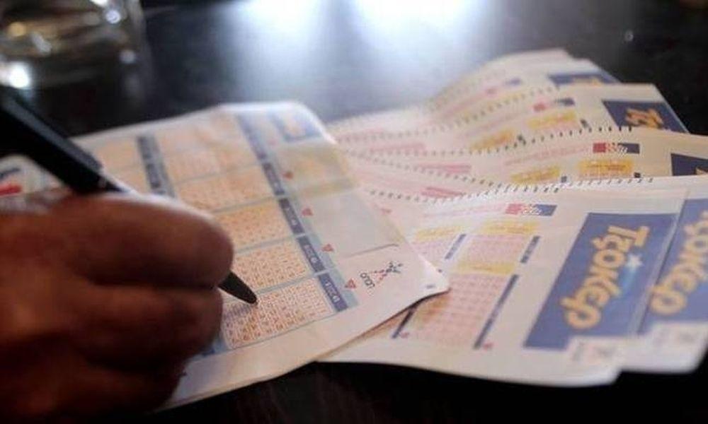 Τζόκερ: Οι τυχεροί αριθμοί για τα 5 εκάτ. ευρώ!