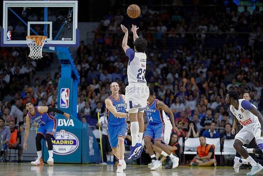 Η Ρεάλ ονειρεύεται το NBA