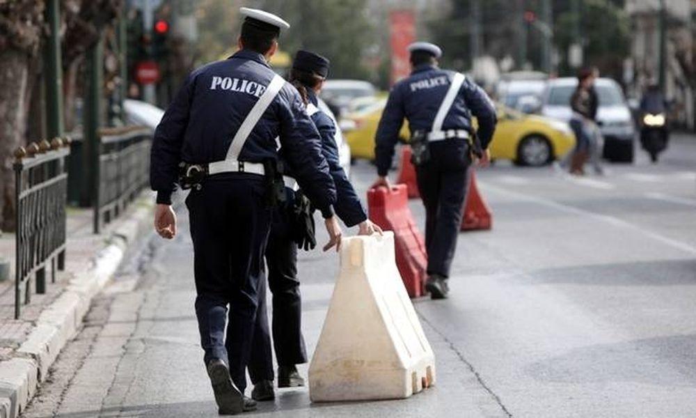 Προσοχή! Κλείνει αύριο Κυριακή το κέντρο της Αθήνας - Ποιοί δρόμοι θα είναι απροσπέλαστοι