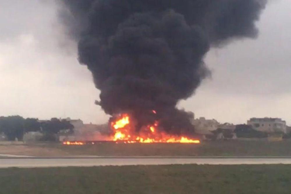 Τραγωδία: Συνετρίβη αεροσκάφος που μετέφερε αξιωματούχους της Frontex - Τουλάχιστον 5 νεκροί