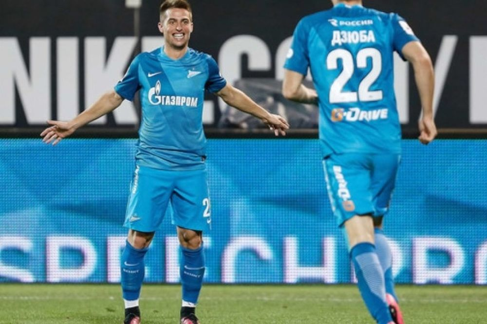 Ζενίτ Αγίας Πετρούπολης: Νέο γκολ του Μακ (video)