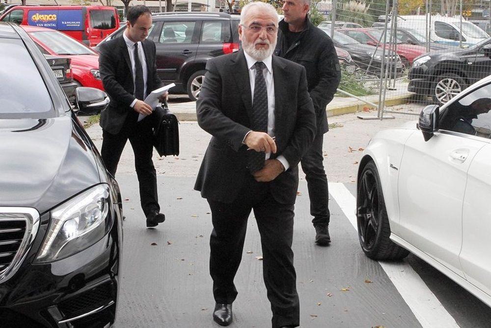 Σαββίδης: «Να βασανίζεται το αθηναϊκό ποδόσφαιρο»