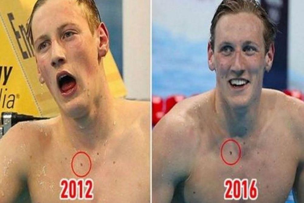 Απίστευτο! Ολυμπιονίκης του Ρίο σώθηκε από καρκίνο λόγω… θεατή! (photos)