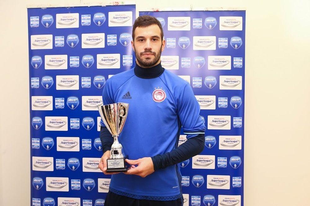 Μιλιβόγεβιτς: Το γκολ με τον ΠΑΟΚ ήταν το σημαντικότερο γκολ της καριέρας μου