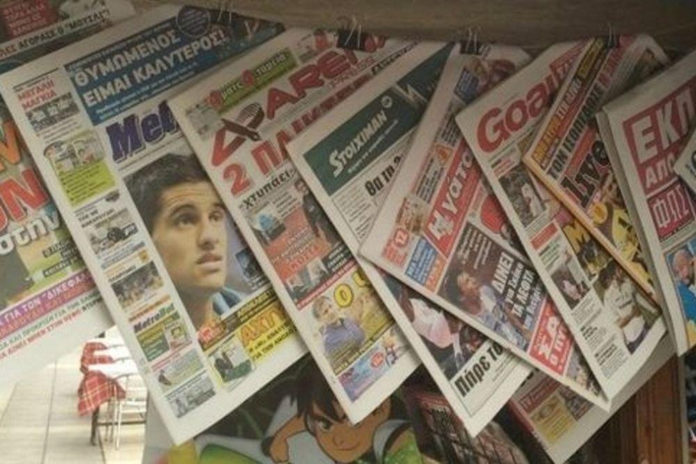 Μεγάλη ομάδα της Σούπερ Λιγκ επιτίθεται σε εφημερίδα