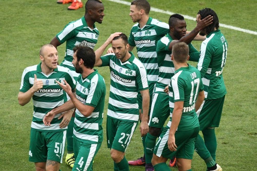 Παναθηναϊκός-Ηρακλής 2-0: Ο Λέτο πήρε... ρόπαλο!