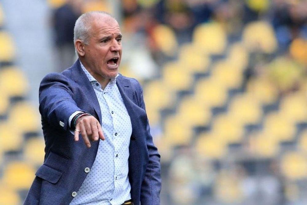 Αναστόπουλος: Στόχος η επιστροφή στην Super League